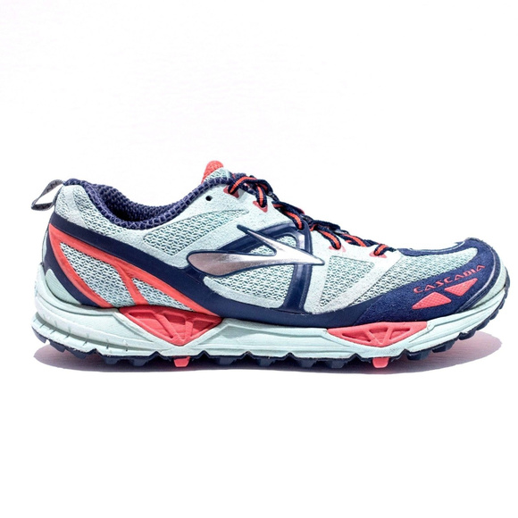 30604392bbfa9 Brooks Shoes - Brooks Cascadia 9 Running Shoes Women s Size 10